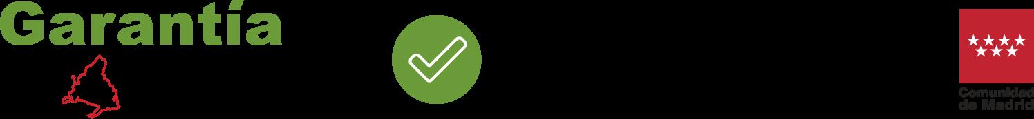 Logotipo Garantia Madrid